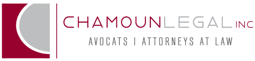 CHAMOUN LEGAL Inc. | AVOCATS – ATTORNEYS AT LAW